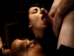 bdsm big cocks blowjob